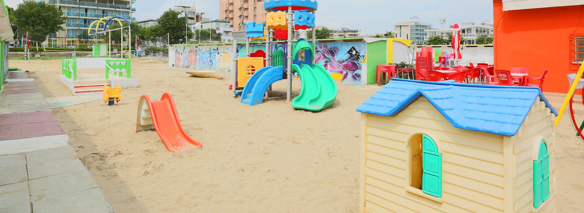 Servizio Spiaggia Bimibi